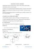 Chuyên đề 8: Lý thuyết về cacbohidrat