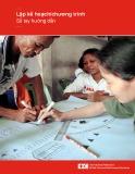 sổ tay hướng dẫn lập kế hoạch/chương trình