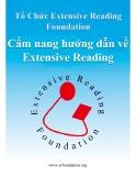 Cẩm nang hướng dẫn về Extensive Reading: Tổ chức Extensive Reading Foundation