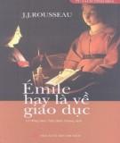 Ebook Émile hay là về giáo dục - Phần 2
