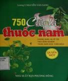 Ebook 750 cây lá thuốc nam - Phần 2