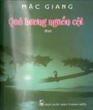 Ebook Quê hương nguồn cội (Thơ) - Mặc Giang
