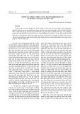 Chính sách phát triển vùng: Kinh nghiệm quốc tế và hướng vận dụng ở Việt Nam