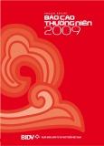 Báo cáo thường niên 2009: Ngân hàng đầu tư và phát triển Việt Nam