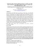 Đánh giá thực trạng chính sách đầu tư thủy sản 2006-2012 và đề xuất cải thiện chính sách đầu tư thủy sản tỉnh Bình Định 2013 – 2020