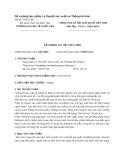 Đề cương học phần Lý thuyết xác suất và Thống kê toán