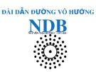 Bài giảng Đài dẫn đường vô hướng – NDB