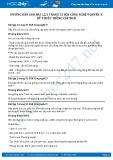 Hướng dẫn giải bài 1,2,3 trang 53 SGK Công nghệ 9 Quyển 3