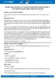 Hướng dẫn giải bài 1,2,3 trang 23 SGK Công nghệ 9 Quyển 3