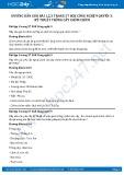 Hướng dẫn giải bài 1,2,3 trang 57 SGK Công nghệ 9 Quyển 3