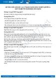 Giải bài Giới thiệu về nghề điện dân dụng SGK Công nghệ 9 Quyển 4