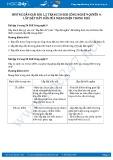 Giải bài Lắp đặt dây dẫn của mạng điện trong nhà SGK Công nghệ 9 Quyển 4