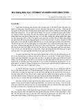 Giáo trình Otomat và ngôn ngữ hình thức