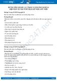 Giải bài Biện pháp cải tạo và sử dụng đất mặn, đất phèn  SGK Công nghệ 10