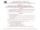 Bài giảng Tiền lâm sàng về kỹ năng lâm sàng - Chương 1: Tổng quan về huấn luyện kỹ năng lâm sàng, khám thi lâm sàng có cấu trúc mục tiêu và trung tâm bệnh viện mô phỏng