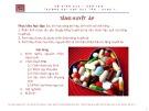Bài giảng Bệnh lý học: Tăng huyết áp - ThS. BS Nguyễn Phúc Học