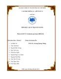 Báo cáo: Phân tích báo cáo tài chính Eximbank giai đoạn 2008-2012