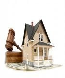 Đề cương môn học Pháp luật về kinh doanh bất động sản (chương trình trình độ đại học) - Ngành đào tạo: luật