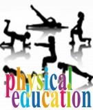 Đề cương chi tiết môn lý thuyết về giáo dục thể chất