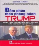 Ebook Đàm phán theo phong cách Trump - Phần 1