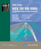 Ebook Cẩm nang điều trị nội khoa - Phần 1