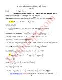 200 Câu trắc nghiệm Giải tích 12 - Chương 1