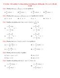 51 Bài tập trắc nghiệm Các dạng phương trình lượng giác thường gặp