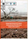 Báo cáo: Đánh giá nhanh tổng hợp tính tổn thương và khả năng thích ứng với biến đổi khí hậu tại ba huyện ven biển, tỉnh Bến Tre