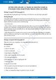 Hướng dẫn giải bài 1,2 trang 81 SGK Công nghệ 10
