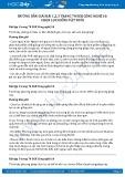 Giải bài Chọn lọc giống vật nuôi SGK Công nghệ 10