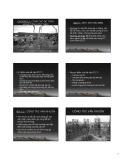 Bài giảng Kỹ thuật thi công - Chương 3: Công tác bê tông và bê tông cốt thép