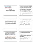 Bài giảng Cơ học kết cấu: Chương 8 - ThS. Võ Xuân Thạnh