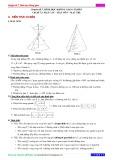 Chuyên đề 7: Hình học không gian - Chủ đề 7.5