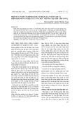 Một số vấn đề về chính sách và pháp luật Việt Nam và Hiệp định Nông nghiệp của tổ chức Thương mại Thế giới (WTO)