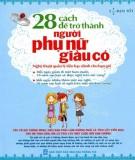 Ebook 28 cách để trở thành người phụ nữ giàu có - Phần 2