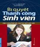 Ebook Bí quyết thành công: Sinh viên - Phần 2