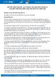 Giải bài Tạo môi trường sống cho vật nuôi và thủy sản SGK Công nghệ 10