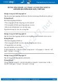 Giải bài Chế biến sản phẩm chăn nuôi, thủy sản SGK Công nghệ 10