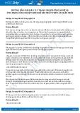 Hướng dẫn giải bài 1,2,3 trang 98 SGK Công nghệ 10