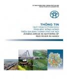 Ebook Thông tin quy hoạch phân khu trên địa bàn thành phố Hà Nội (phía Bắc sông Hồng)