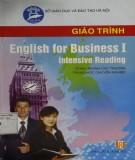 Giáo trình English for Business I Intensive Reading - Phần 2