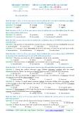Đề KTCL ôn thi THPT Quốc gia năm 2017 môn tiếng Anh - THPT Liễn Sơn - Đề số 26