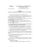 Nghị định số 70/2017/NĐ-CP