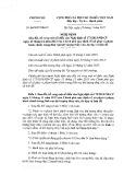 Nghị định số 84/2017/NĐ-CP