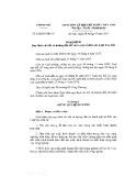Nghị định số 113/2017/NĐ-CP
