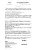 Nghị định số 31/2017/NĐ-CP
