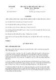 Nghị định số 76/2017/NĐ-CP