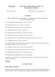 Nghị định số 73/2017/NĐ-CP