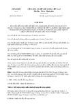 Nghị định số 21/2017/NĐ-CP