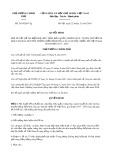Quyết định số 2493/QĐ-TTg/2017